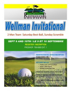 Wellman Invitational 2017